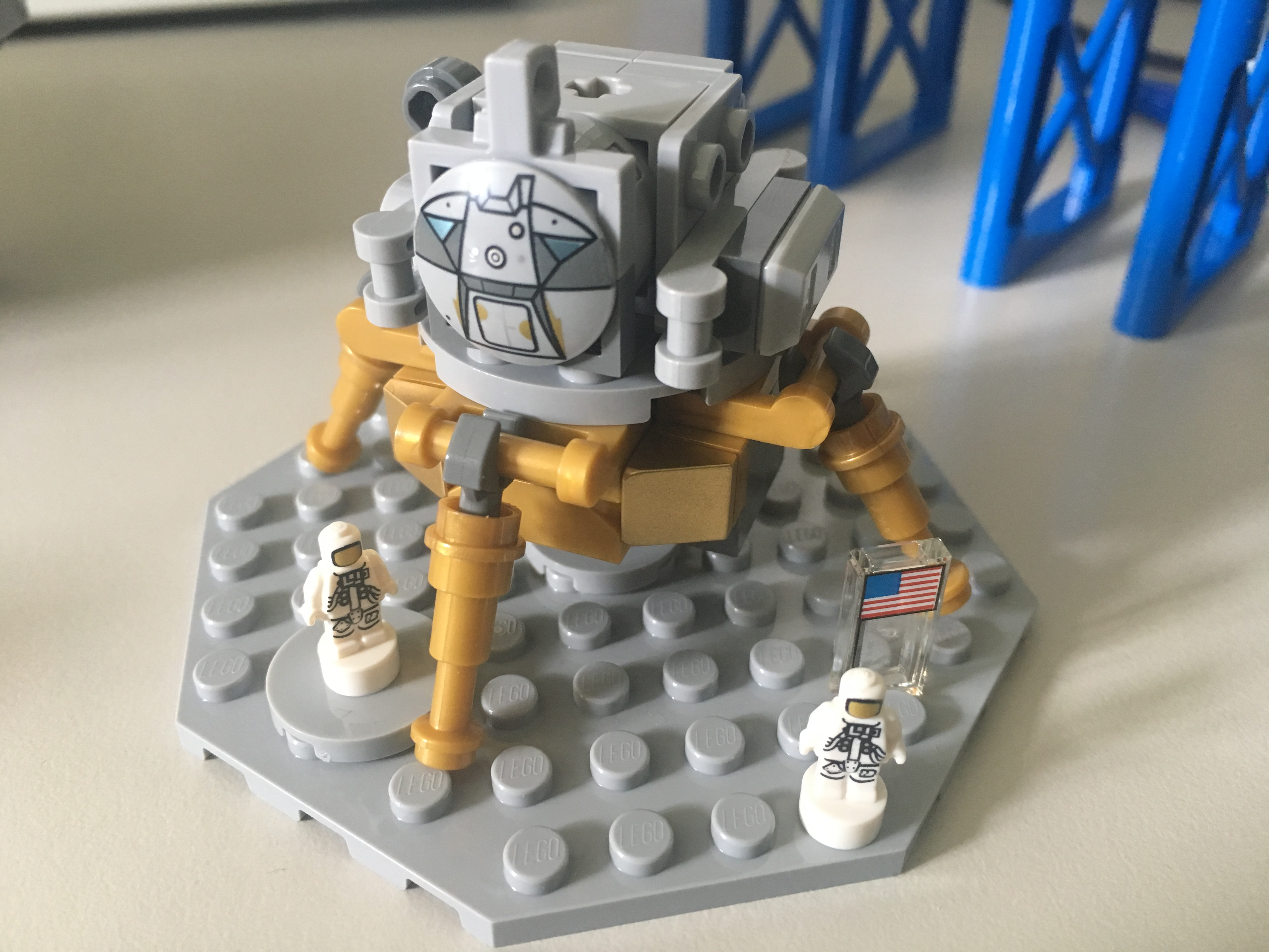 Mondlande-Modul